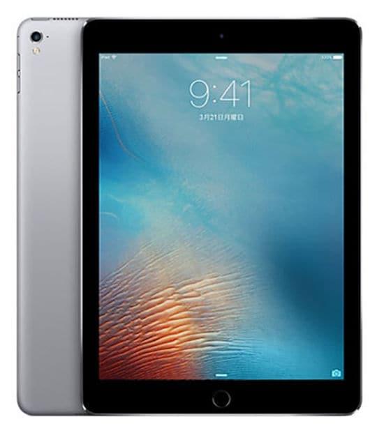 【中古】【安心保証】 iPad 9.7インチ 第5世代[128GB] セルラー docomo スペースグレイ