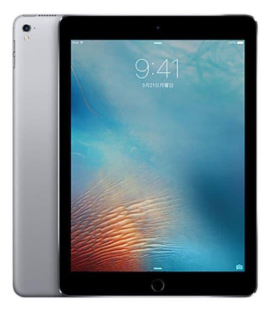 【中古】【安心保証】 iPad 9.7インチ 第5世代[128GB] セルラー SoftBank スペースグレイ