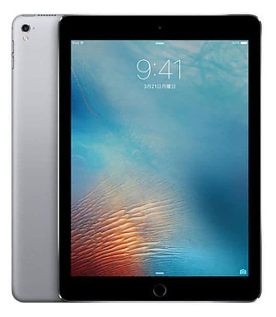 【中古】【安心保証】 iPad 9.7インチ 第5世代[128GB] SIMフリー スペースグレイ