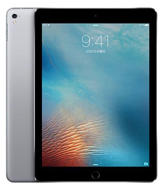 【中古】【安心保証】 iPad 9.7インチ 第5世代[32GB] SIMフリー スペースグレイ