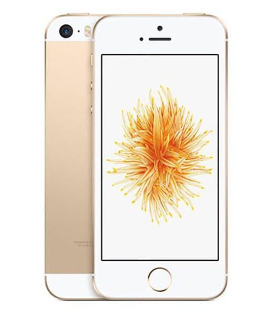 【中古】【安心保証】 iPhoneSE[32GB] SoftBank MP842J ゴールド