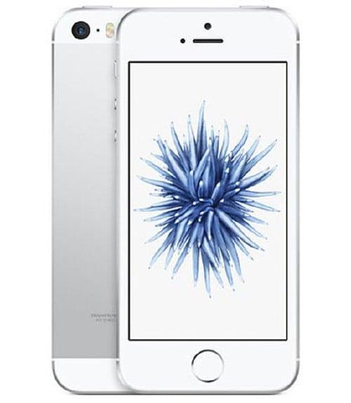 【中古】【安心保証】 iPhoneSE[128GB] UQモバイル MP872J シルバー