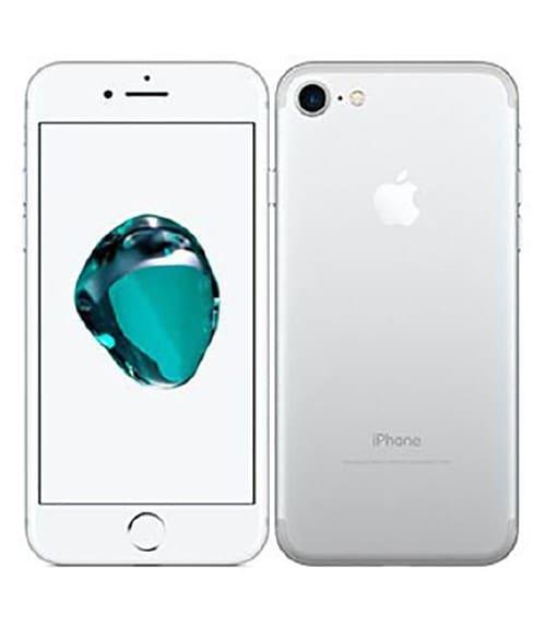 【中古】【安心保証】 iPhone7[128GB] docomo NNCL2J シルバー