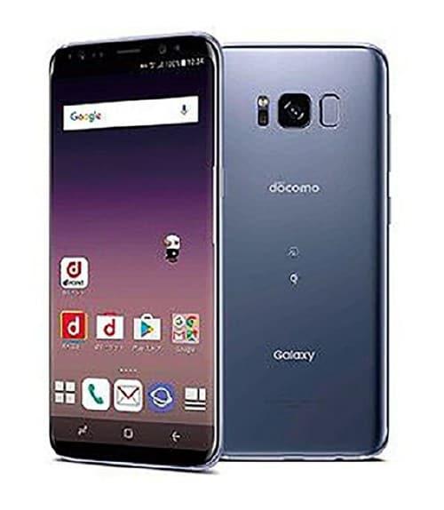 【中古】【安心保証】 GALAXY S8 SC02J[64GB] docomo オーキッドグレー