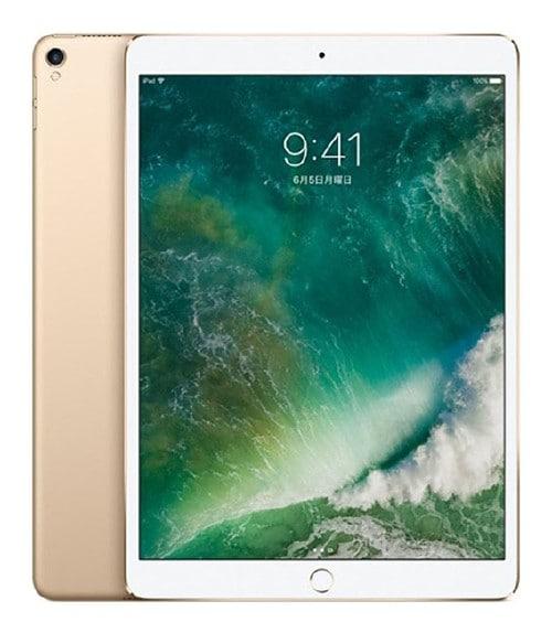 【中古】【安心保証】 iPadPro 10.5インチ 第1世代[512GB] Wi-Fiモデル ゴールド