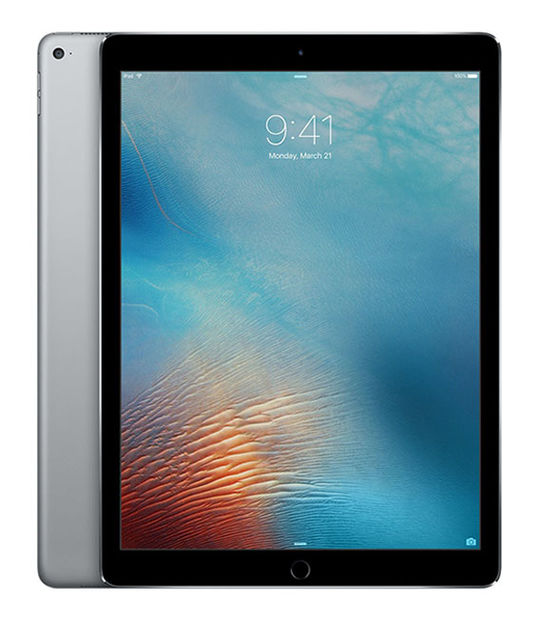【中古】【安心保証】 iPadPro 12.9インチ 第2世代[64GB] セルラー au スペースグレイ