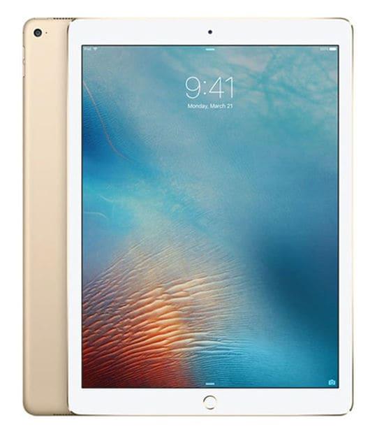 【中古】【安心保証】 iPadPro 10.5インチ 第1世代[64GB] セルラー SoftBank ゴールド