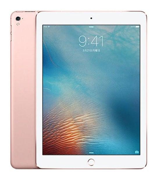 【中古】【安心保証】 iPadPro 10.5インチ 第1世代[64GB] セルラー docomo ローズゴールド