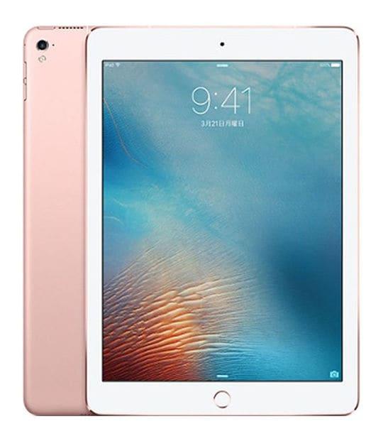 【中古】【安心保証】 iPadPro 10.5インチ 第1世代[64GB] セルラー SoftBank ローズゴールド