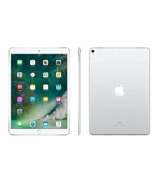 【中古】【安心保証】 iPadPro 10.5インチ 第1世代[512GB] SIMフリー シルバー