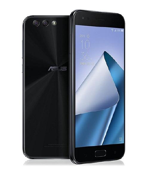 【中古】【安心保証】 SIMフリー ZenFone4[64G] ブラック