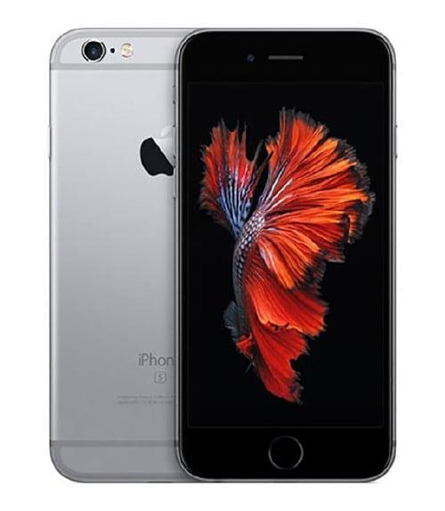 【中古】【安心保証】 iPhone6s[32GB] Y!mobile MN0W2J スペースグレイ