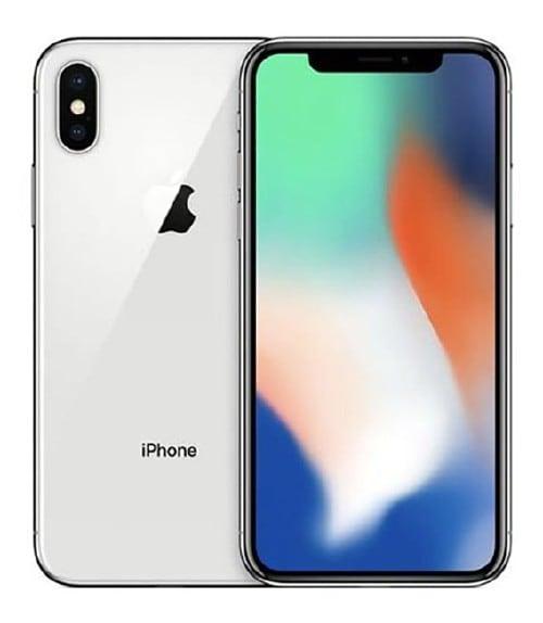 【中古】【安心保証】 iPhoneX[64GB] docomo MQAY2J シルバー