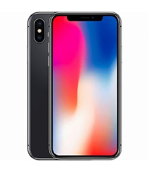 【中古】【安心保証】 iPhoneX[64GB] docomo NQAX2J スペースグレイ