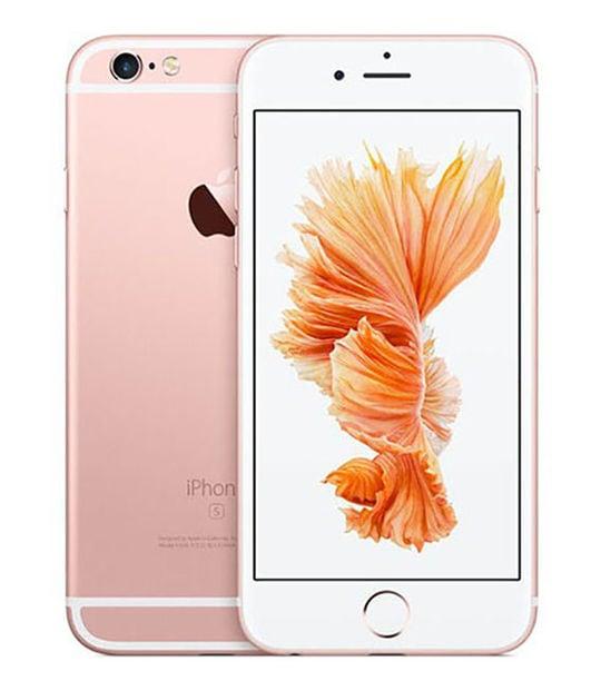 【中古】【安心保証】 iPhone6s[64GB] SIMロック解除 docomo ローズゴールド