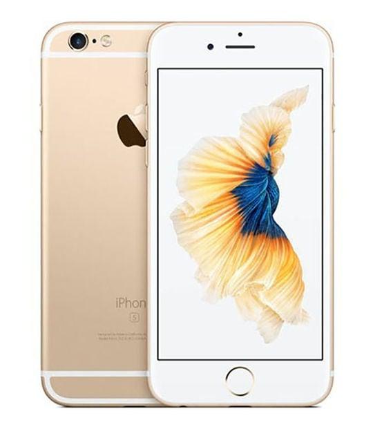 【中古】【安心保証】 iPhone6s[128GB] SIMロック解除 docomo ゴールド