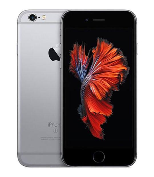 【中古】【安心保証】 SoftBank iPhone6s[64G] スペースグレイ SIMロック解除済