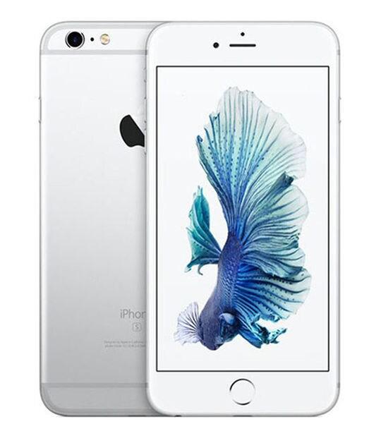 【中古】【安心保証】 iPhone6sPlus[64GB] SIMロック解除 SoftBank シルバー