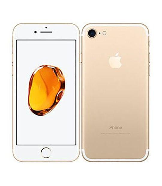 【中古】【安心保証】 iPhone7[128GB] SIMロック解除 docomo ゴールド