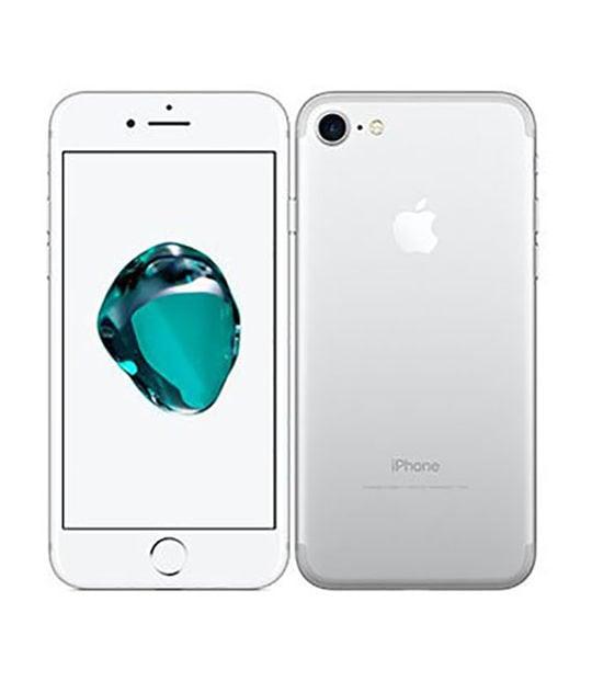 【中古】【安心保証】 iPhone7[128GB] SIMロック解除 SoftBank シルバー