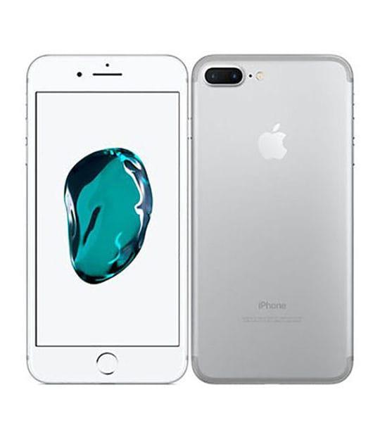 【中古】【安心保証】 iPhone7Plus[32GB] SIMロック解除 SoftBank シルバー