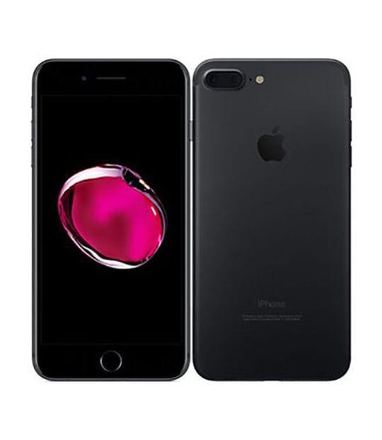 【中古】【安心保証】 iPhone7Plus[256GB] SIMロック解除 SoftBank ブラック