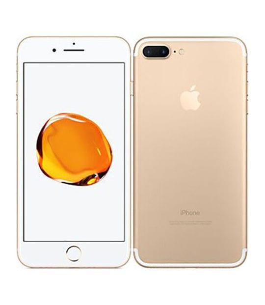 【中古】【安心保証】 iPhone7Plus[128GB] SIMロック解除 SoftBank ゴールド