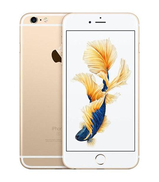 【中古】【安心保証】 iPhone6sPlus[32GB] SoftBank MN2X2J ゴールド