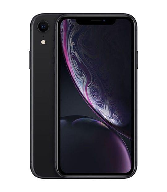 【中古】【安心保証】 iPhoneXR[128GB] SIMロック解除 SoftBank ブラック