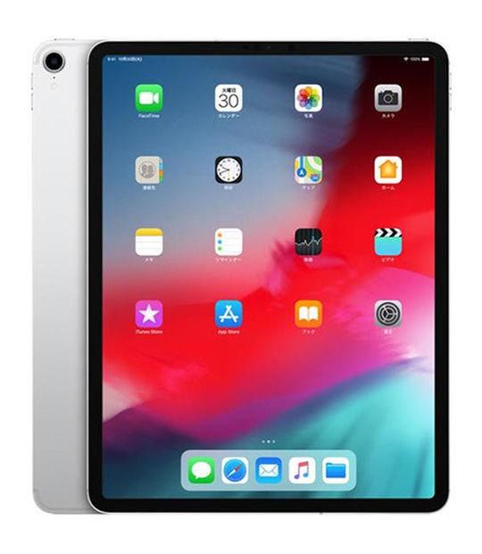 【中古】【安心保証】 iPadPro 12.9インチ 第3世代[512GB] SIMフリー シルバー