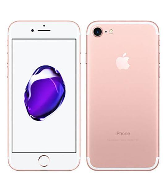 【中古】【安心保証】 iPhone7[32GB] Y!mobile MNCJ2J ローズゴールド