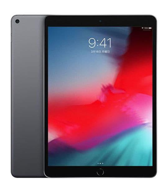 【中古】【安心保証】 iPadAir 10.5インチ 第3世代[256GB] Wi-Fiモデル スペースグレイ