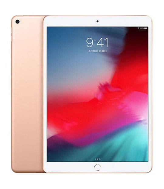 【中古】【安心保証】 iPadAir 10.5インチ 第3世代[256GB] Wi-Fiモデル ゴールド
