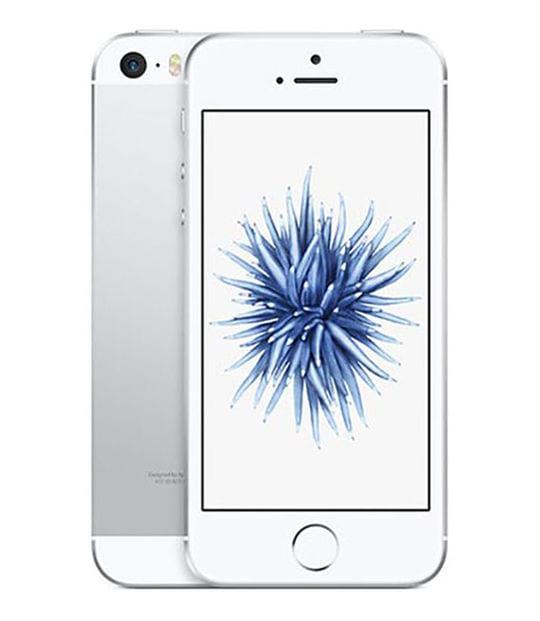 【中古】【安心保証】 iPhoneSE[32GB] SIMロック解除 UQモバイル シルバー