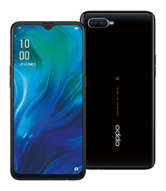 【中古】【安心保証】 楽天モバイル OPPO Reno A[128G] ブラック