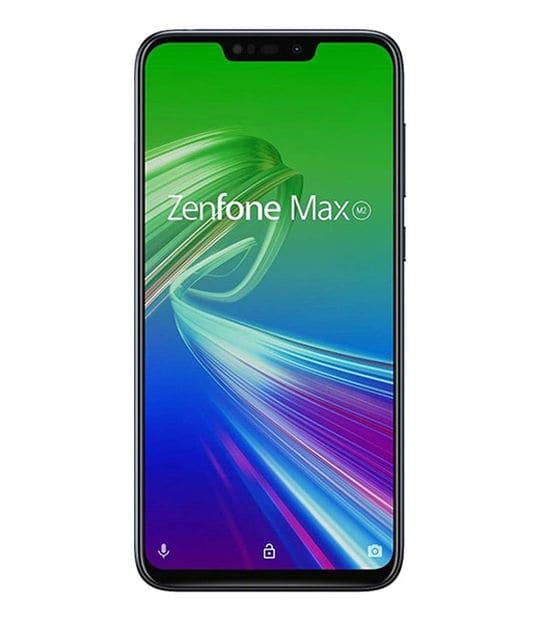 【中古】【安心保証】 SIMフリー ZenFone Max M2[64G] ブラック