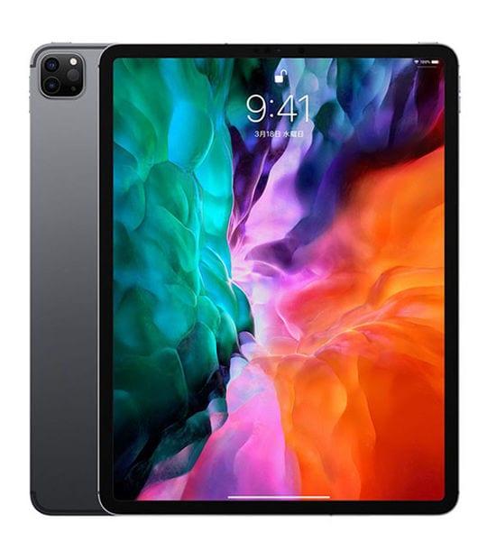 【中古】【安心保証】 iPadPro 12.9インチ 第4世代[1TB] Wi-Fiモデル スペースグレイ