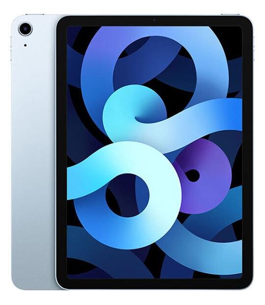 【中古】【安心保証】 iPadAir 10.9インチ 第4世代[64GB] Wi-Fiモデル スカイブルー