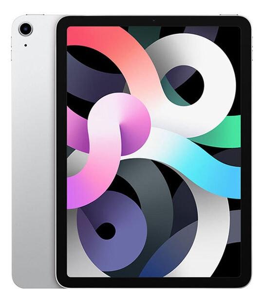 【中古】【安心保証】 iPadAir 10.9インチ 第4世代[256GB] セルラー docomo シルバー