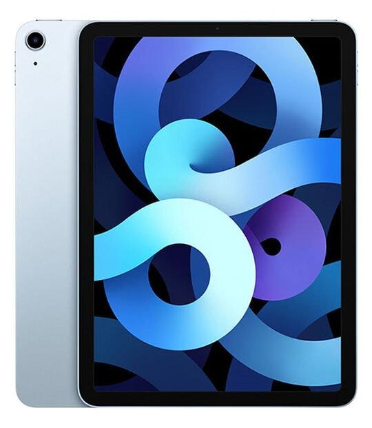 【中古】【安心保証】 iPadAir 10.9インチ 第4世代[256GB] セルラー au スカイブルー