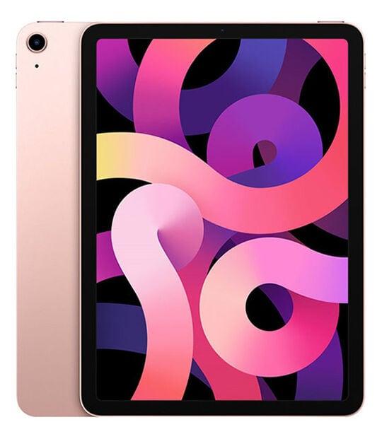 【中古】【安心保証】 iPadAir 10.9インチ 第4世代[64GB] セルラー SoftBank ローズゴールド