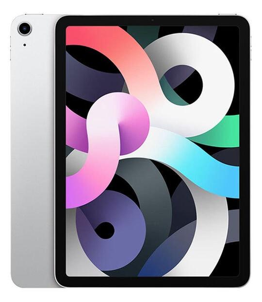 【中古】【安心保証】 iPadAir 10.9インチ 第4世代[256GB] セルラー SoftBank シルバー