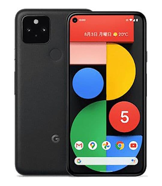 【中古】【安心保証】 SIMフリー Pixel 5[128G] ジャストブラック
