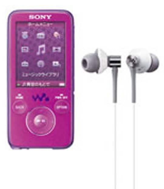 【中古】【安心保証】 S630シリーズ[4GB](ピンク)NW-S636F/P