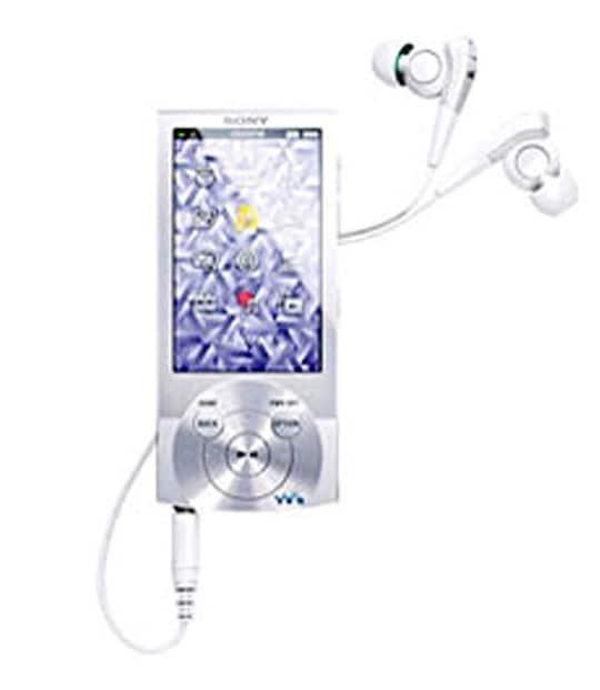 【中古】【安心保証】 A850シリーズ[16GB](ホワイト)NW-A855