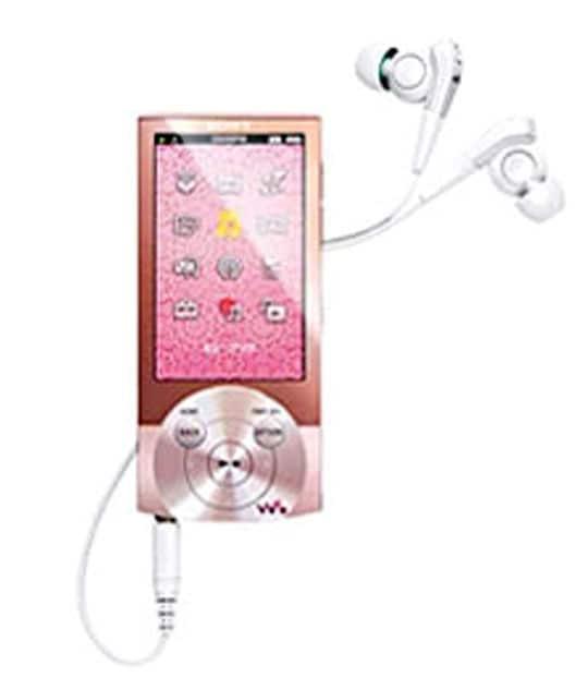 【中古】【安心保証】 A850シリーズ[32GB](ロゼピンク)NW-A856