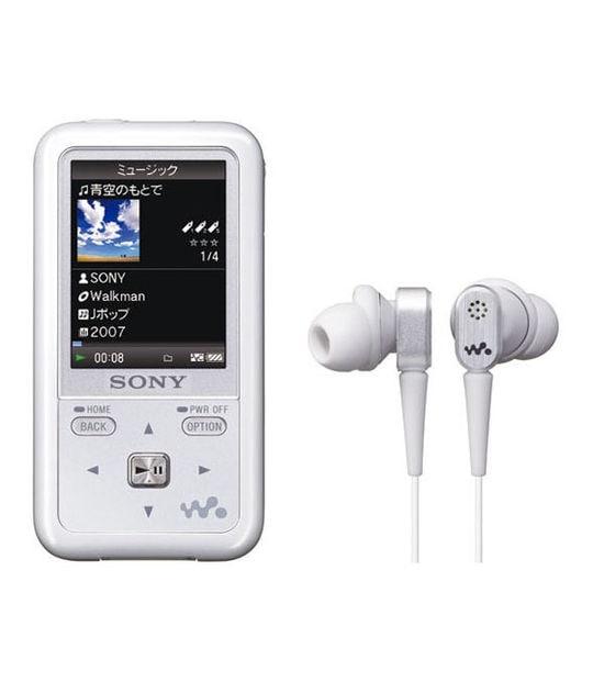 【中古】【安心保証】 S710シリーズ[2GB](ホワイト)NW-S715F