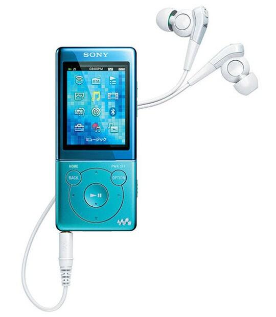 【中古】【安心保証】 S770シリーズ[8GB](ブルー)NW-S774