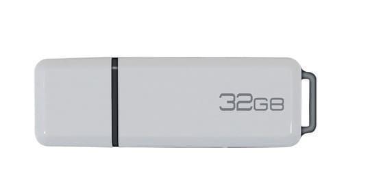 【GR】USB2.0フラッシュメモリー 32GB UFM01-32 WH