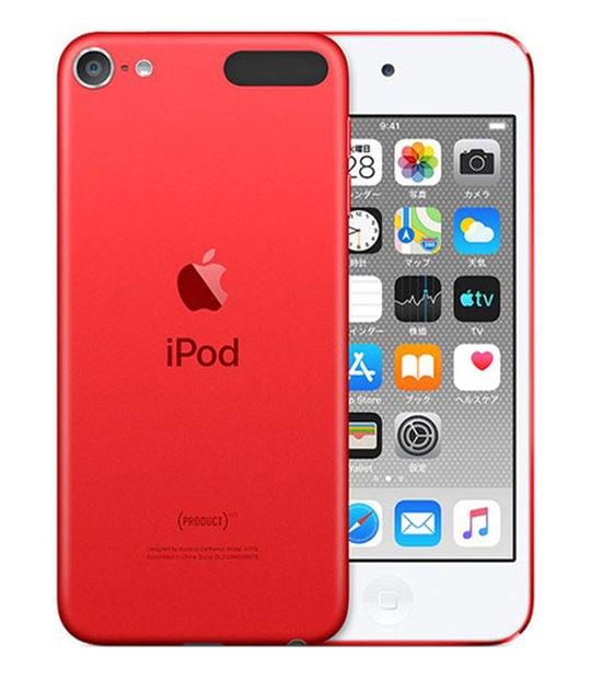【中古】【安心保証】 DAP>iPodtouch7[32GB](レッド)NVHX2J